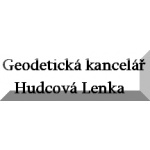 L. Hudcová - Geodetická kancelář – logo společnosti