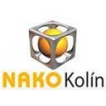 NAKO Kolín s.r.o. – logo společnosti