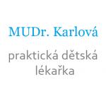 Karlová Vladimíra, MUDr. - Praktická dětská lékařka – logo společnosti