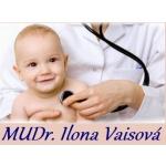 Pediatrie Dvůr Králové s.r.o. - MUDr. Ilona Vaisová – logo společnosti