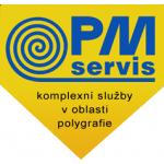 Petr Martínek - PM Servis – logo společnosti