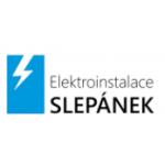 Elektroinstalace Slepánek - elektroinstalatérské práce a elektrorevize Kolín – logo společnosti