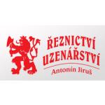 Řeznictví a uzenářství Antonín Jiruš – logo společnosti