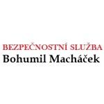 Bezpečnostní služba - Macháček Bohumil – logo společnosti
