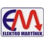 ELEKTRO MARTÍNEK s.r.o. – logo společnosti