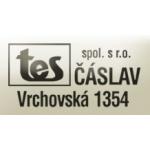 TES, spol. s r.o. – logo společnosti