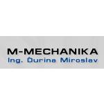 Ing. Miroslav Ďurina - M-MECHANIKA – logo společnosti