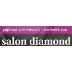 Lukešová Iveta - Salon Diamond, půjčovna společenských a svatebních šatů – logo společnosti