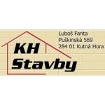 Fanta Luboš- KH Stavby – logo společnosti