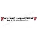 Kasarda Miroslav - KOLÍNSKÉ UZENINY – logo společnosti