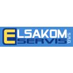 ELSAKOM SERVIS s.r.o. – logo společnosti