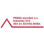 PRIMA stavební a.s. – logo společnosti