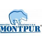 Montpur montážní společnost, s.r.o. – logo společnosti