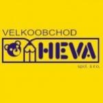 VELKOOBCHOD HEVA, spol. s r.o. (pobočka Havlíčkův Brod) – logo společnosti