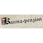 Penzion Kutna - Krejníková Jana – logo společnosti