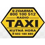 TAXI Kutná Hora – logo společnosti