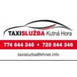 Michal Štursa - Taxislužba Kutná Hora a Čáslav – logo společnosti