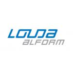 LOUDA Alform, výrobní družstvo – logo společnosti