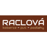 Raclová Růžena - koberce, PVC Podlahy – logo společnosti
