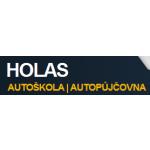 Pavel Holas- autoškola – logo společnosti