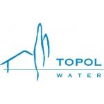 TopolWater, s.r.o. – logo společnosti