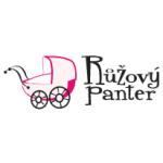 RŮŽOVÝ PANTER, s.r.o. - kočárky – logo společnosti