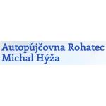 Hýža Michal - autopůjčovna – logo společnosti