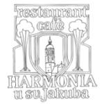 Tomáš Dáňa- Restaurant - Café HARMONIA u sv. Jakuba – logo společnosti