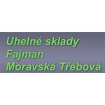 Jan Fajman - UHELNÉ SKLADY FAJMAN – logo společnosti