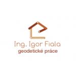 Ing. Igor Fiala - geodetické práce – logo společnosti