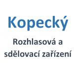 Kopecký Libor - rozhlasová a sdělovací zařízení – logo společnosti