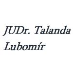 JUDr. Talanda Lubomír – logo společnosti