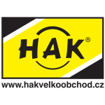 HAK velkoobchod s.r.o. (Havlíčkův Brod) – logo společnosti