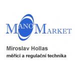 MANOMARKET - Hollas Miroslav – logo společnosti