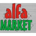 Otradovský Jiří - ALFAMARKET – logo společnosti