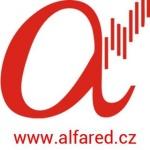 Alfared s.r.o. – logo společnosti