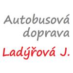 Ladýřová Jiřina - Autobusová doprava – logo společnosti