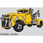 Odtahy Kolín – logo společnosti