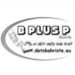 B plus P spol. s r.o.- dětská a sportovní hřiště – logo společnosti