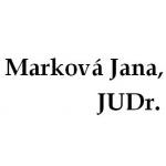 JUDr. Jana Marková – logo společnosti