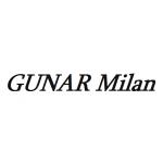 Gunar Milan- Doprava – logo společnosti