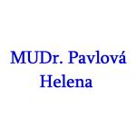 MUDr. Pavlová Helena – logo společnosti