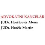 JUDr. Horčic Martin, JUDr. Horčicová Alena - Advokátní kancelář – logo společnosti