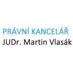 JUDr. Martin Vlasák - advokát – logo společnosti