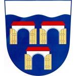 Obecní úřad Tři Dvory – logo společnosti
