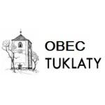 Obec Tuklaty – logo společnosti