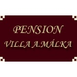 Pension Villa A.Málka – logo společnosti