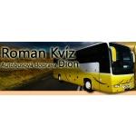 Kvíz Roman – logo společnosti