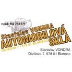 Vondra Stanislav - Automobilová skla – logo společnosti