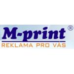M-Print – logo společnosti